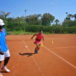 Rencontre avec J-Fabrice Ndifo, coach de tennis, accompagnateur de tournois