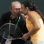 Père et entraineur de tennis: quel est le problème? L'Express