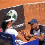 Paroles d'entraîneur. Mehdi Daouki: Mon expérience avec Aravane Rezaï