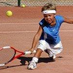 Fabrication d'un champion de tennis