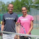Interview avec Frédéric Fontang, ex-joueur pro et entraîneur de tennis