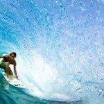 La préparation en surf de grosses vagues