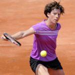 Capucine Rousseau, ex-122 WTA